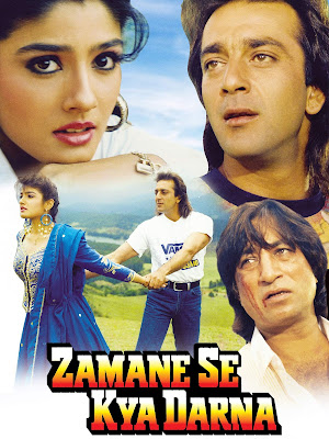 Zamane Se Kya Darna 1994 Hindi 720p WEBRip 1.5GB
