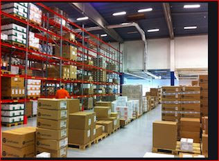 What is the role of inventory management-in Hindi?