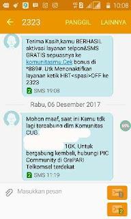 Mohon Maaf, Saat Ini Kamu Tidak Lagi Tergabung Dalam Komunitas CUG Telkomsel Untuk Bergabung Kembali Hubungi PIC Community di GraPARI Telkommsel Terdekat
