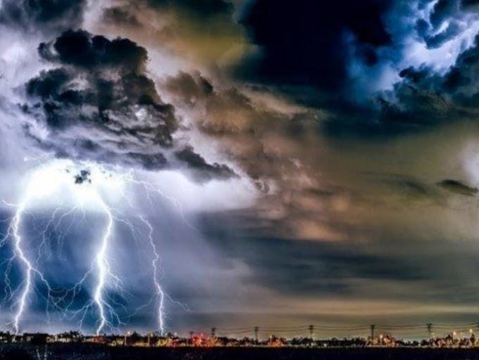 Warning, Cuaca Ekstrem Diprediksi Akan Berlangsung Hingga Lima Hari Ke Depan