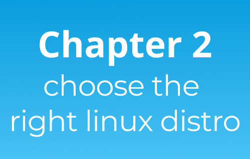 how to choose linux distro