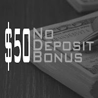No Deposit $50 USD-DOLLAR Bonus.