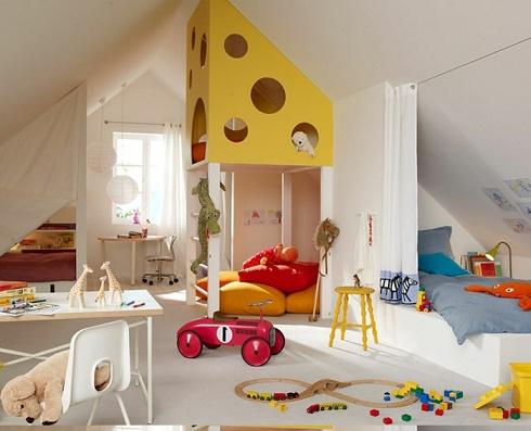Dormitorios modernos y divertidos para ni os dormitorios - Dormitorios infantiles modernos ...