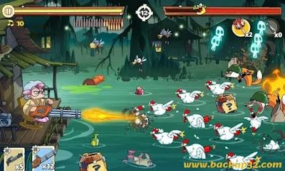 تحميل لعبة Swamp Attack 2 MOD APK احدث اصدار - غير محدود