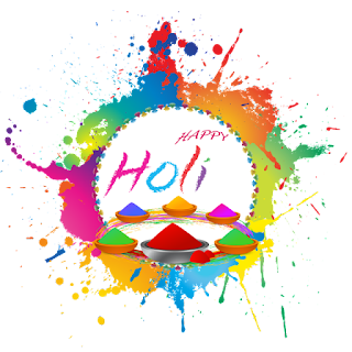 Happy Holi (15 August)