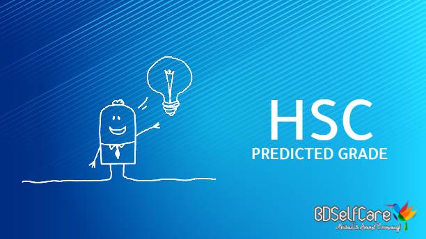 HSC PREDICTED GRADE