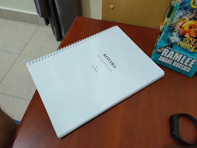 Manuskrip Asal novel Krisis Foxtrot: Kontra