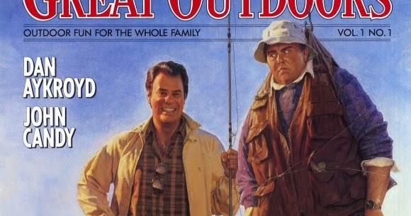 Image result for the great outdoors original movie poster