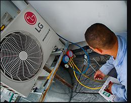 reparación y mantenimientos de aires acondicionados