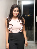 Poorna dazzling at Jayammu Nischayammu ra success meet-cover-photo