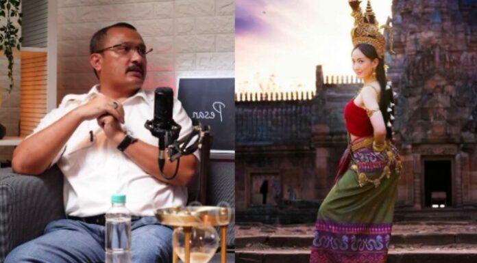 Ferdinand Hutahaean Klarifikasi Maksud Perkataan 'Thailand Masuk Nusantara', Netizen: Yaelah, Ngeless!