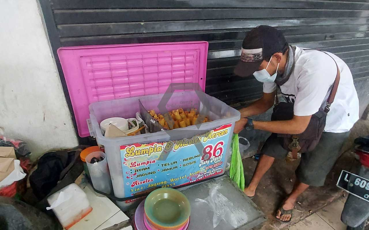 Lumpia Goreng Kang Agung Surabaya