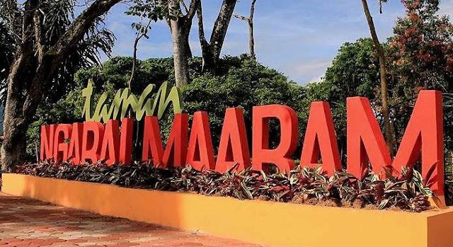 Taman Ngarai Maaram, Wisata Baru Bukittinggi