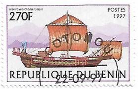 Selo Navio mercante romano