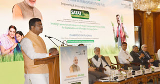 Govt. launches SATAT initiative