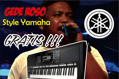 Gede Roso - Abah Lala Style Dangdut Yamaha Gratis