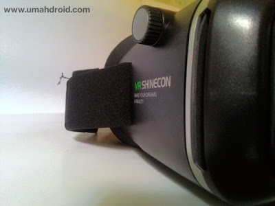 Review VR Shinecon Virtual Reality