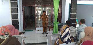 Dinas Ketahanan Pangan Provinsi Jambi Gelar Open House Dan Halal Bihalal.