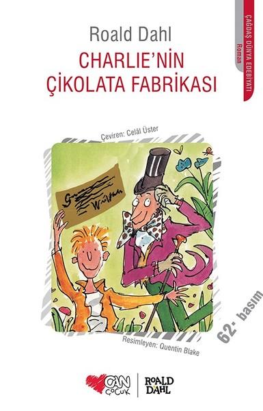 Roald Dahl - Carlinin Cikolata Fabrikası