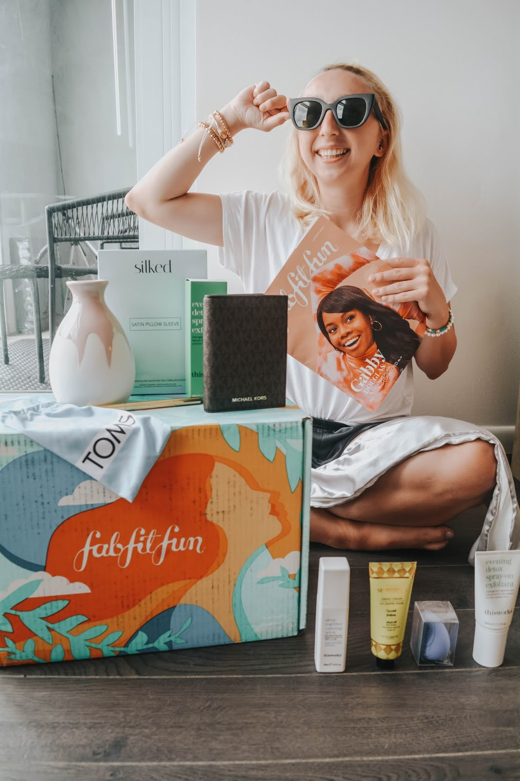 Fab Fit Fun Summer Box Reveal + Discount Codes