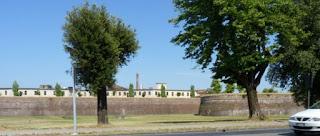 Murallas de Lucca.