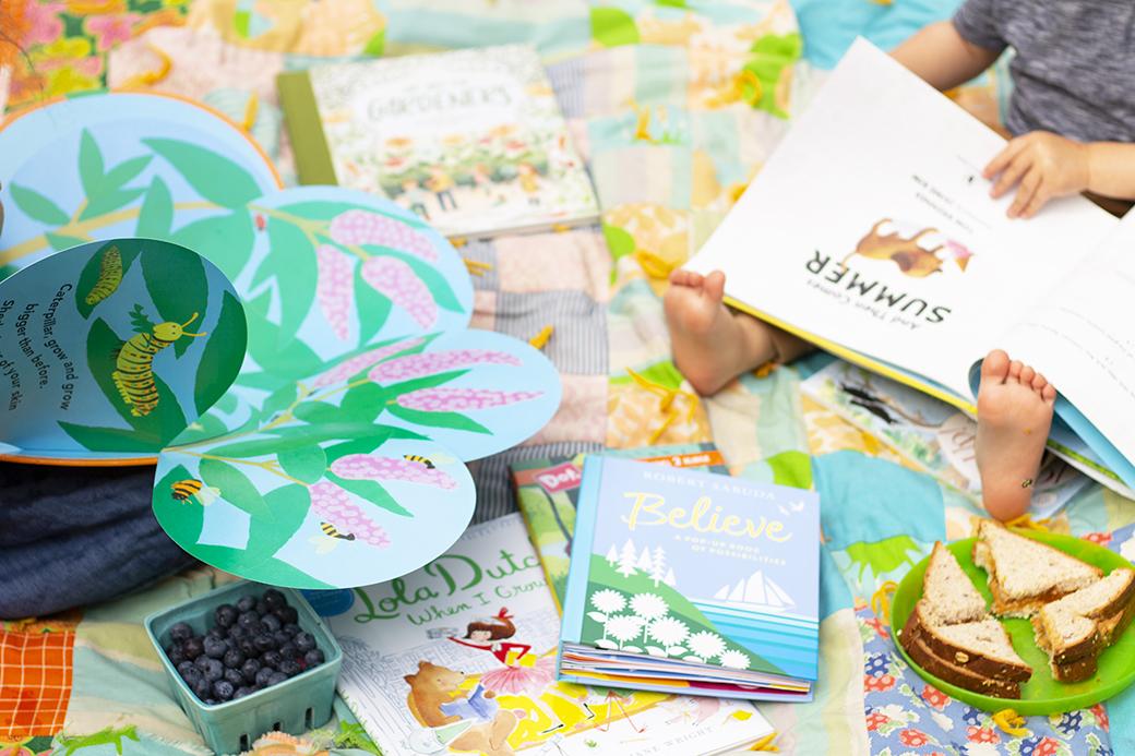 Summer 2019 Kids Books