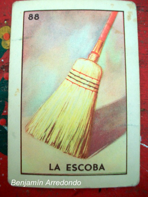 El Bable: La Lotería Mexicana, Segunda Serie, ca. 1950.