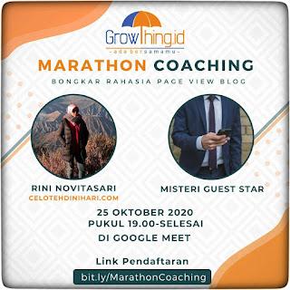 Maraton coaching 1