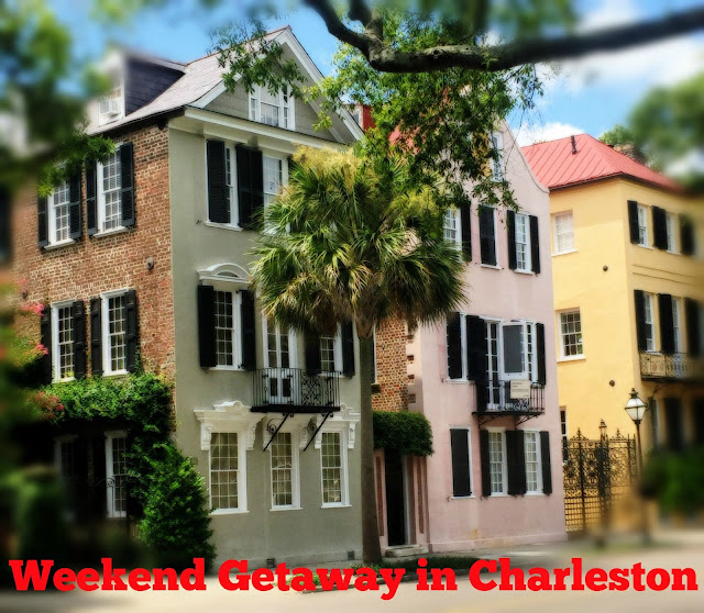Weekend Getaway in Charleston