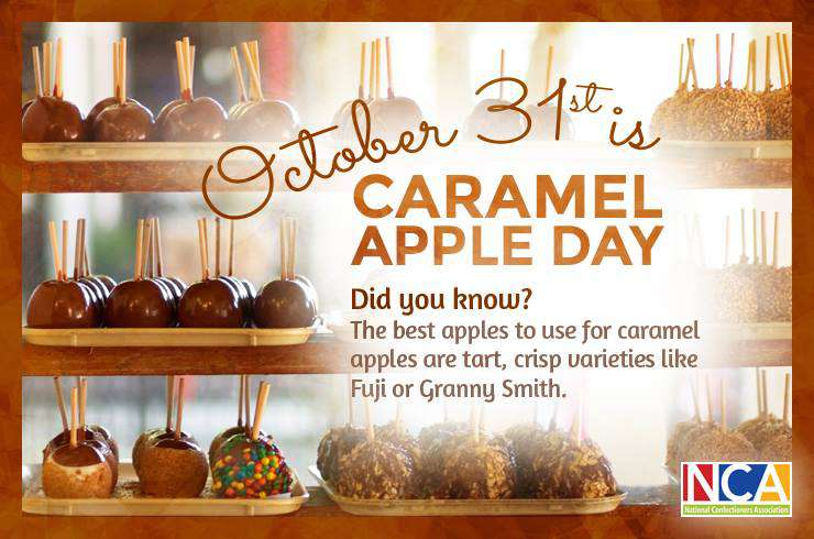National Caramel Apple Day Wishes