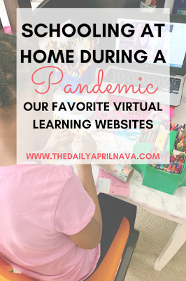 Schooling At Home During A Pandemic: Our Favorite Virtual Learning Websites