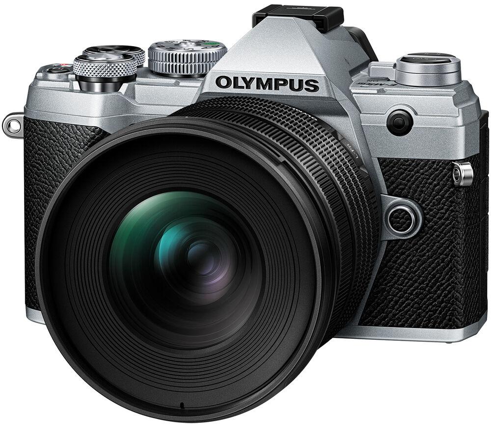 Olympus M.Zuiko Digital ED 8-25mm f/4 Pro с фотоаппаратом Olympus