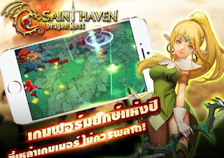 Dragon nest saint haven apk mod gratis