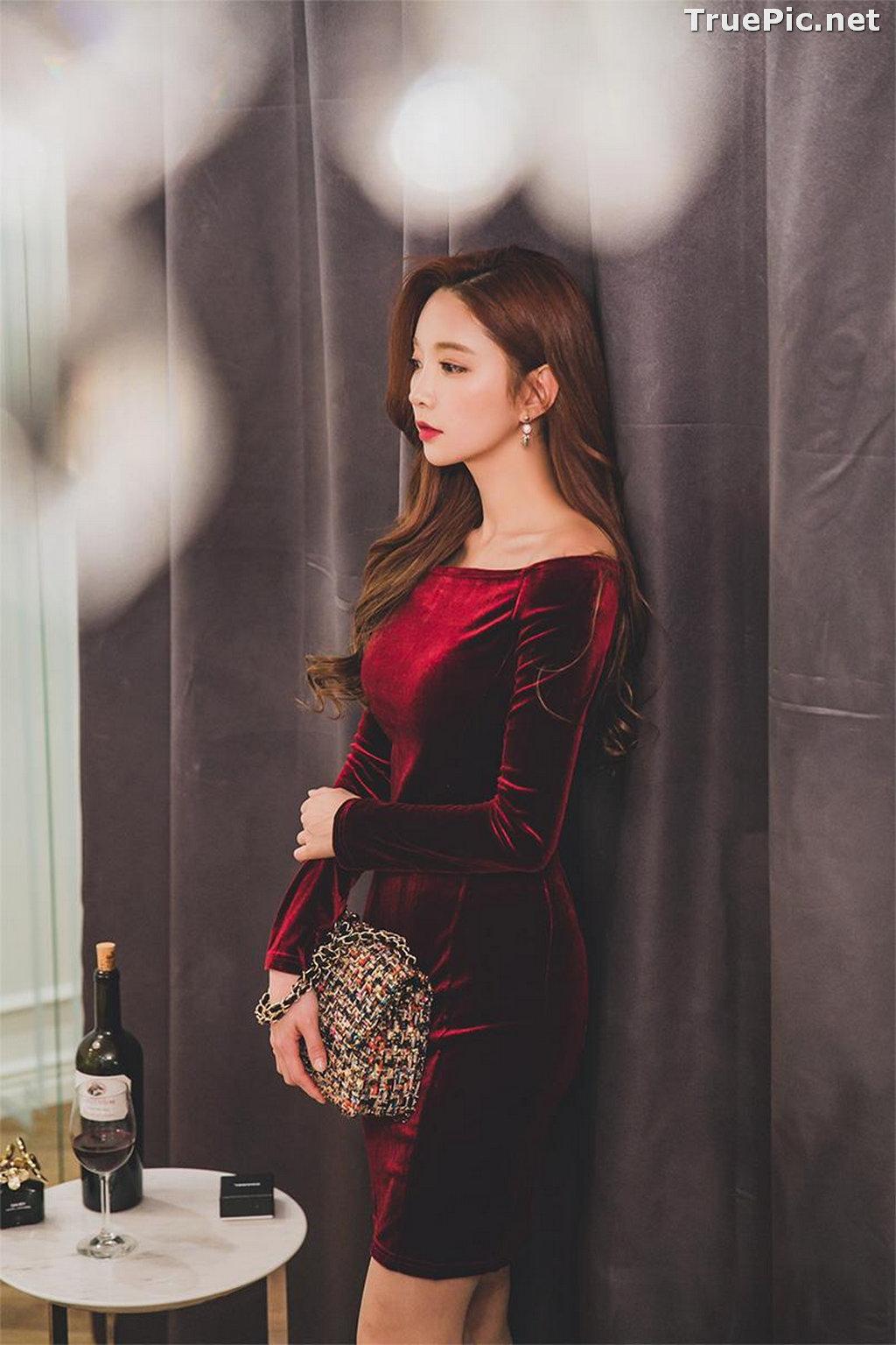 Image Korean Beautiful Model – Park Soo Yeon – Fashion Photography #12 - TruePic.net - Picture-42