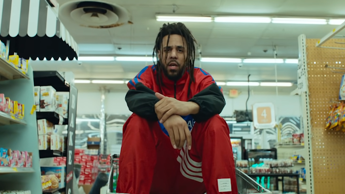 J.Cole Is Shooting A New Music Video
