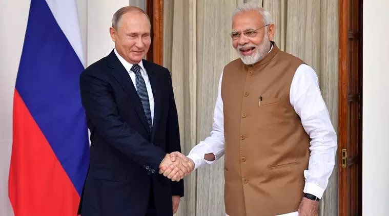 Russia set to offer submarines during Modi-Putin summit