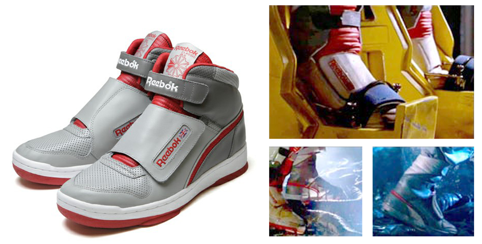 THE SUPER SECRET CLUBHOUSE  REEBOK ALIEN STOMPERS 9be35a7b9f