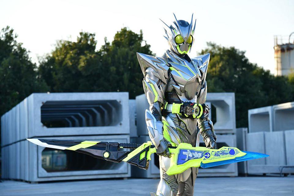 Jefusion Japanese Entertainment Blog The Center Of Tokusatsu Kamen Rider Zero One Episode 24 Title Summary