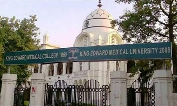 King Edward Medical College Status Restored, Ordinance Issued