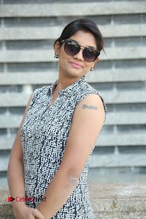 Telugu Television Actress Karuna Latest Pos In Denium Jeans  0046.JPG