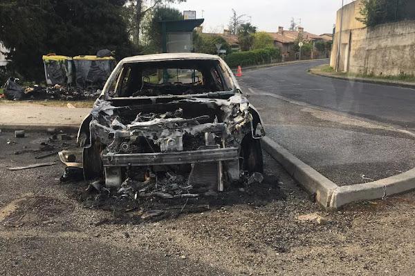 Ardèche : incendies et nuit de violences urbaines à Aubenas, les habitants sont choqués