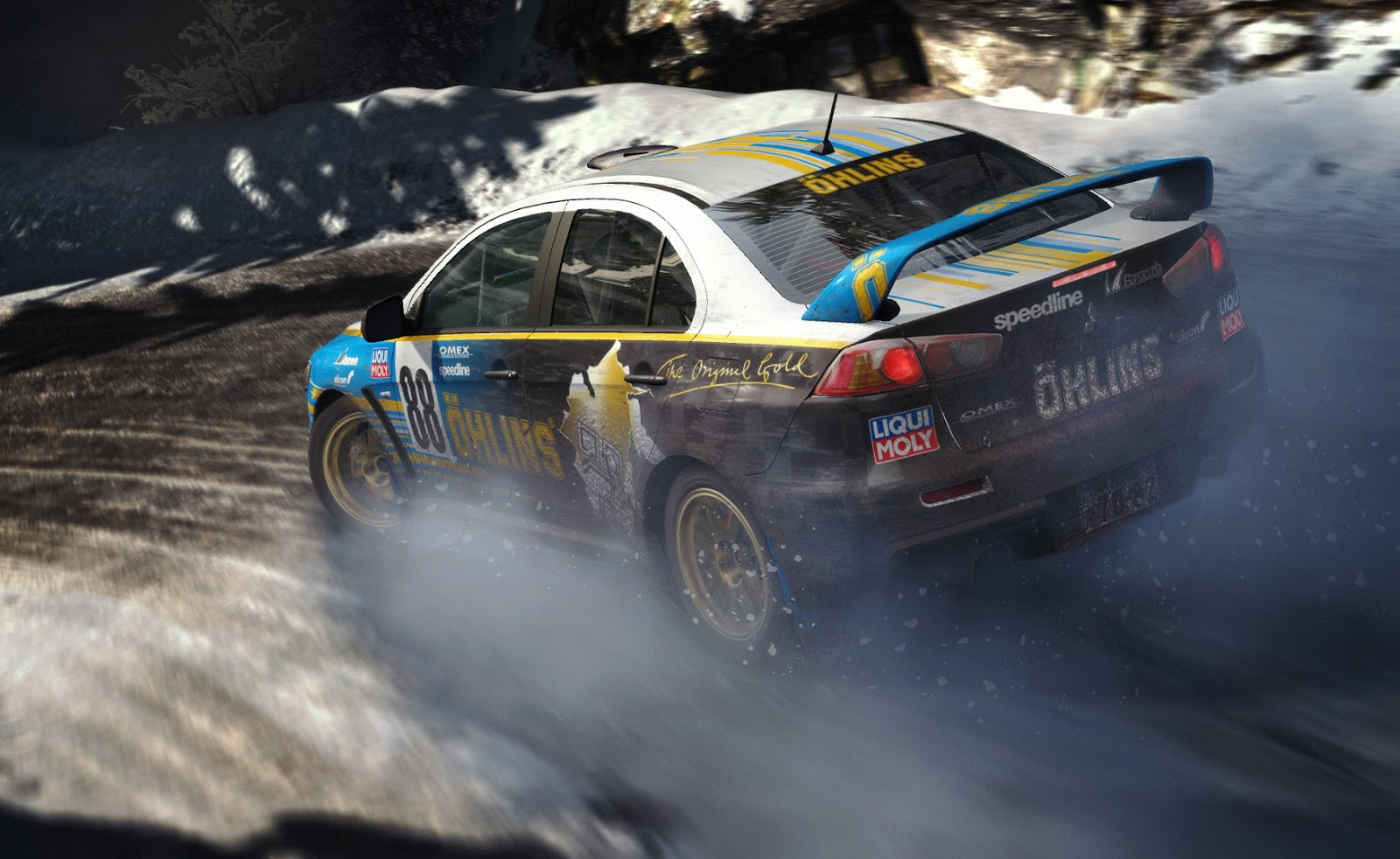 DiRT Rally ESPAÑOL PC Descargar Full (PROPHET) + REPACK 4 DVD5 (JPW) 1