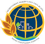Logo Kantor Agraria dan Tata Ruang (ATR)