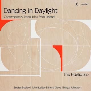 Dancing in Daylight - Fidelio Trio - Metier