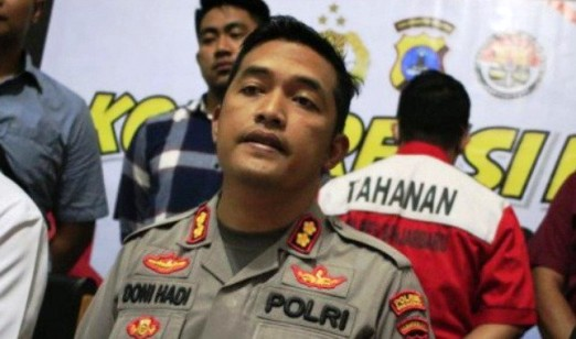 Ketua KPU Banjarmasin, Jadi Tersangka Kasus Pencabulan Anak Magang