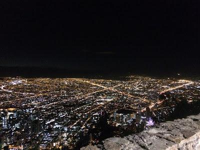 Cerro Monserrate - Bogota - Columbia