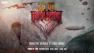 Sự kiện Garena Free Fire: Triumph Day với sự hợp tác của bộ đôi DJ Dimitri Vegas & Like Mike