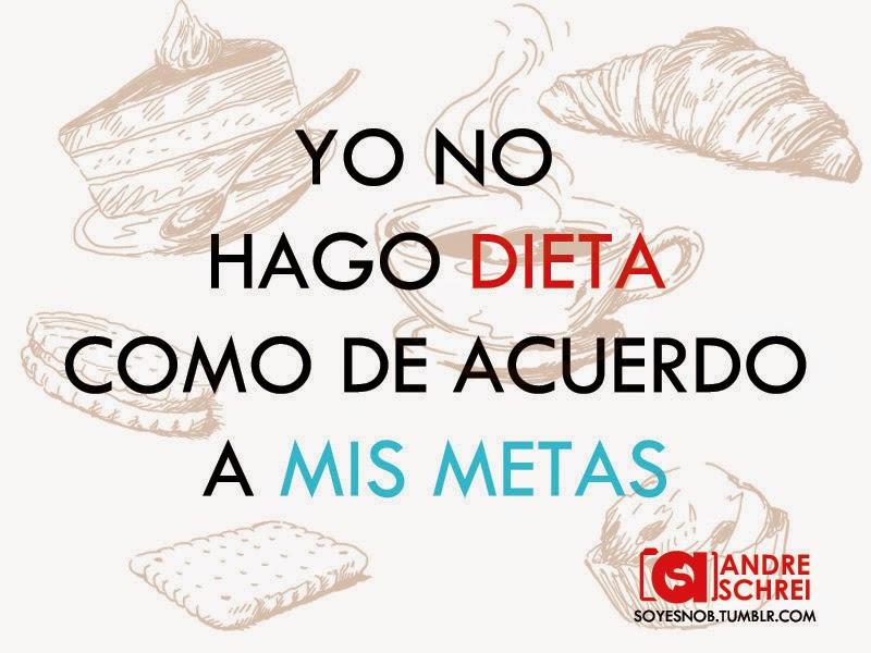 Frases Motivadoras Para Hacer Dieta