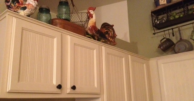 Weathered or Not: Kitchen Cabinet Makeover Tutorial