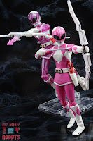 Lightning Collection Mighty Morphin 'Metallic' Pink Ranger 62